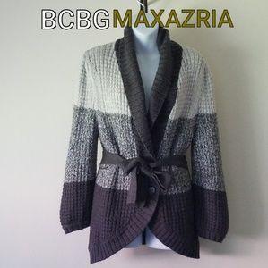 BCBGMAXAZRIA Wool Blend Cardigan